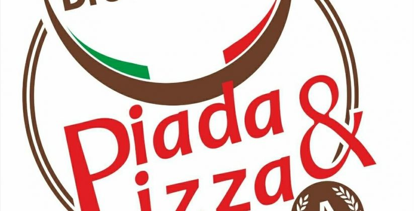 Piada e pizza Dream Coffee