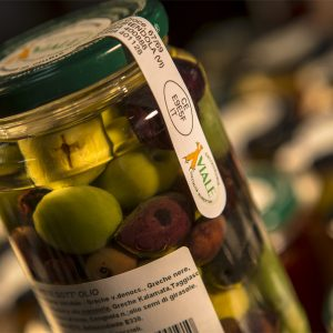 Le Conserve Olive sott'olio Viale_Vicenza